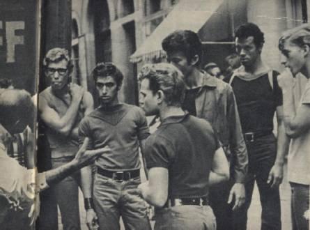 vetement homme 1960